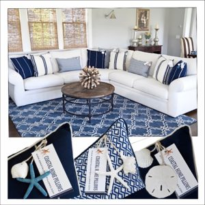 nautical couch pillows