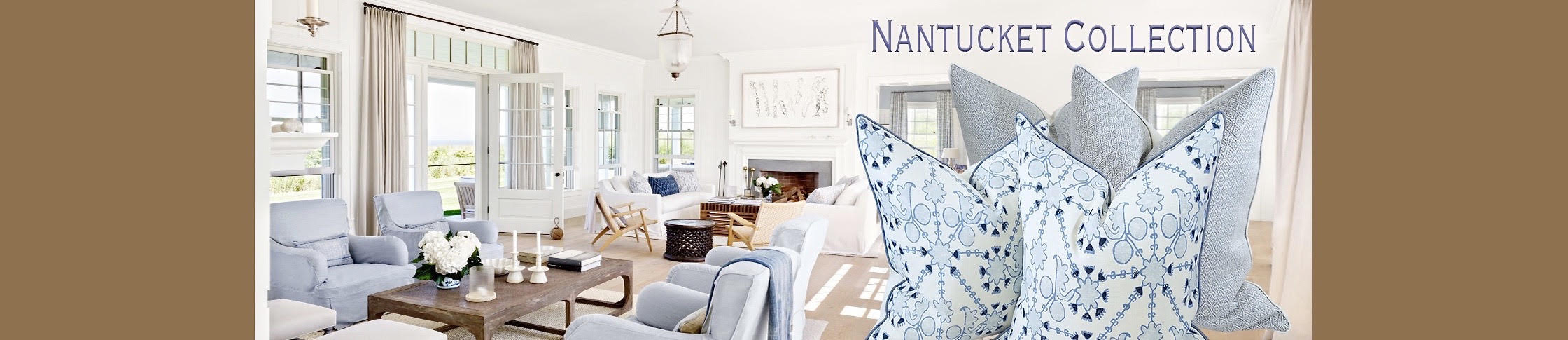 nantucket couch throws
