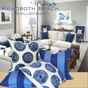 rehoboth beach throw pillows